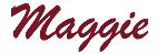 Maggie Signature
